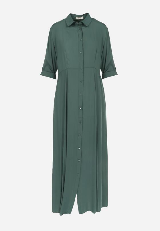 Zielona Sukienka Controllable