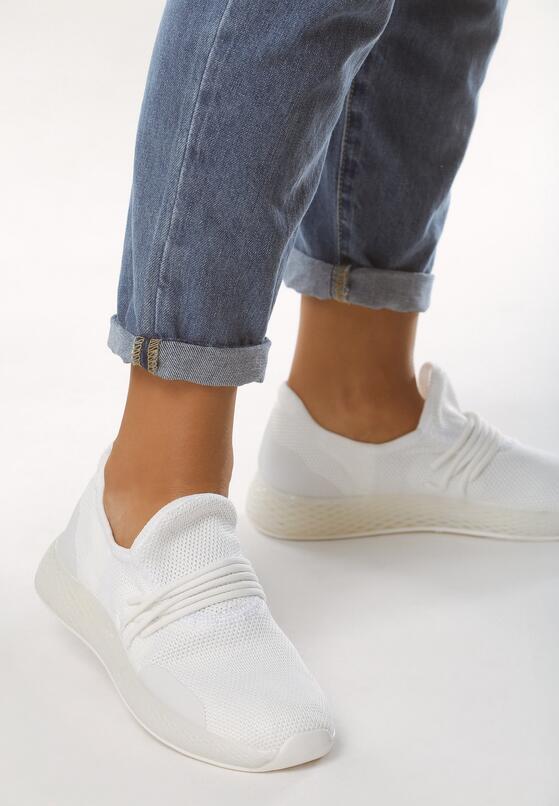 Białe Buty Sportowe Carousal