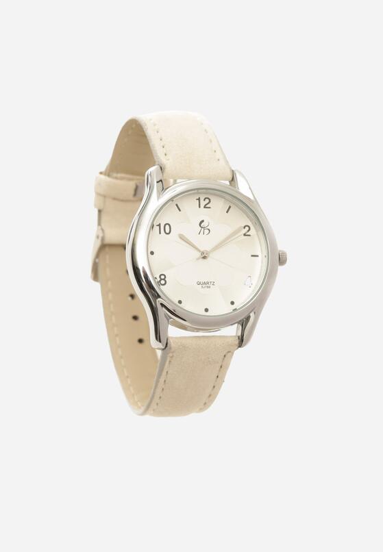 Kremowy Zegarek Unscratched