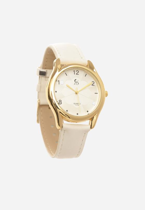 Biały Zegarek Slimness