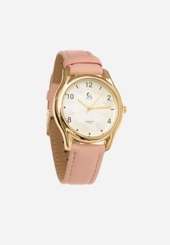 Różowy Zegarek Slimness