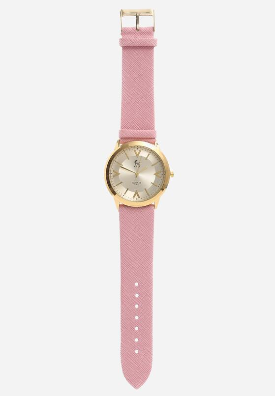 Różowy Zegarek Pastimes
