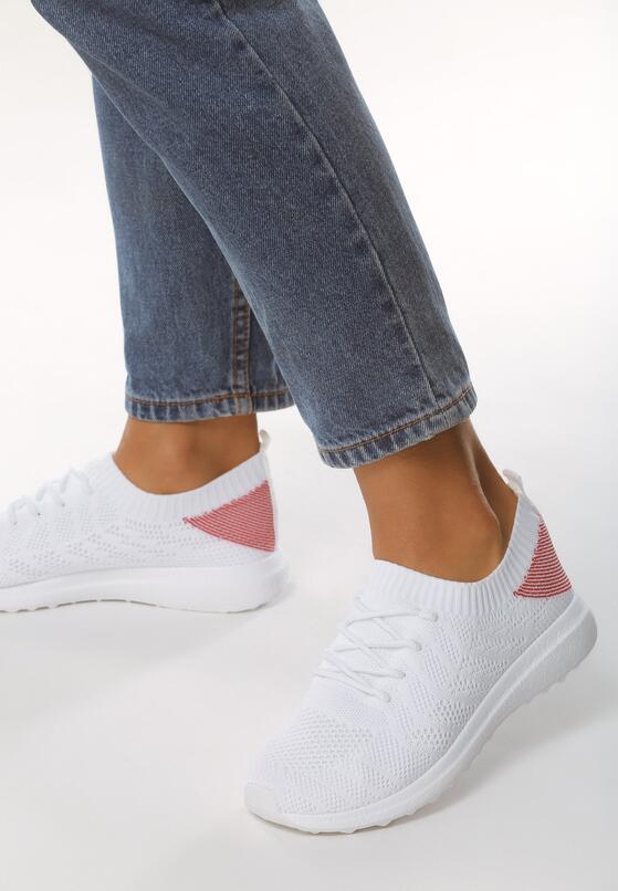 Białe Buty Sportowe Gettin'