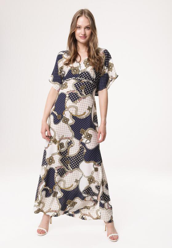 Granatowa Sukienka Correctable
