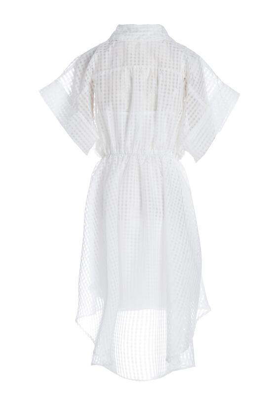 Biała Sukienka Deontology