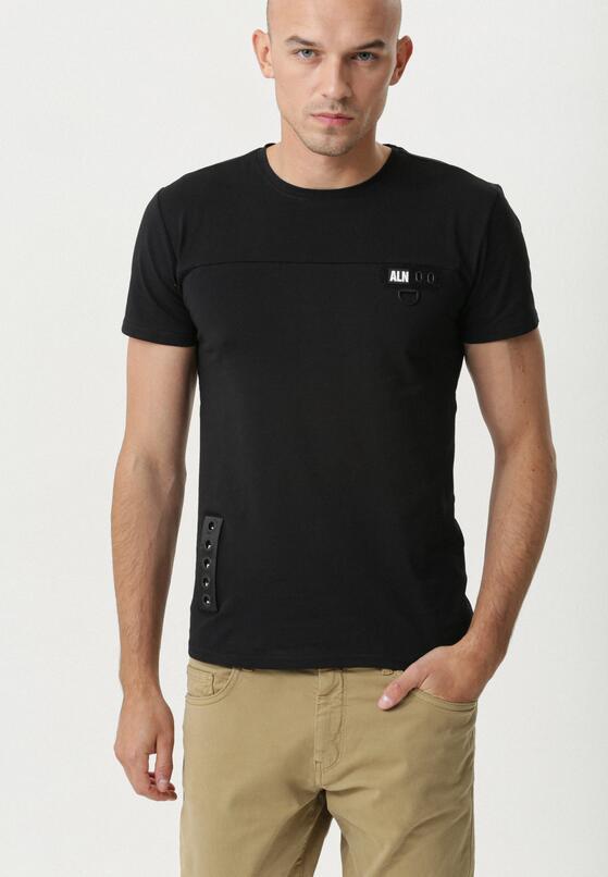 Czarna Koszulka Get Loud