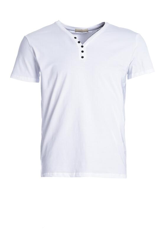 Biała Koszulka Pugnacity