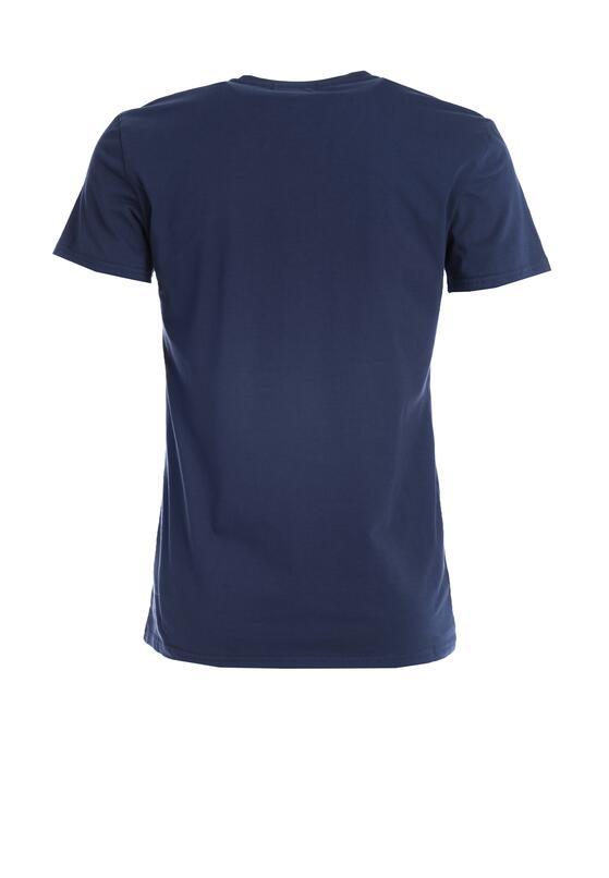 Granatowa Koszulka Pugnacity