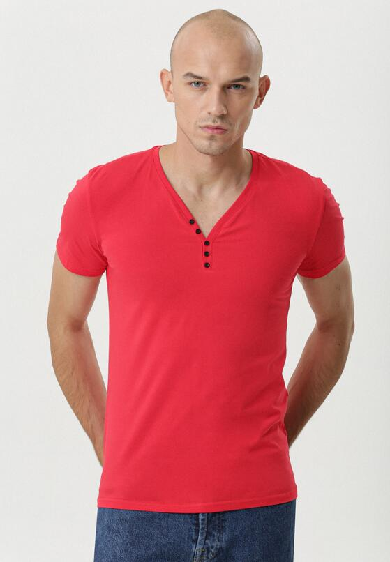 Czerwona Koszulka Pugnacity