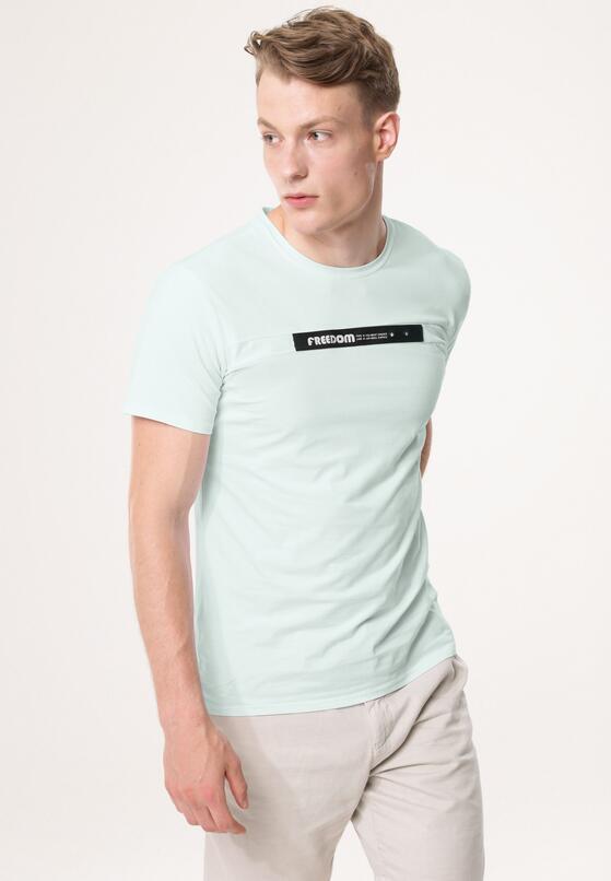 Jasnozielona Koszulka Participating