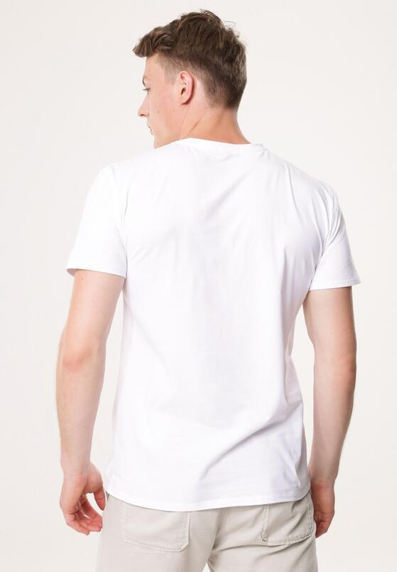 Biała Koszulka Participating