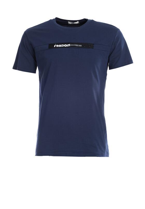 Granatowa Koszulka Participating