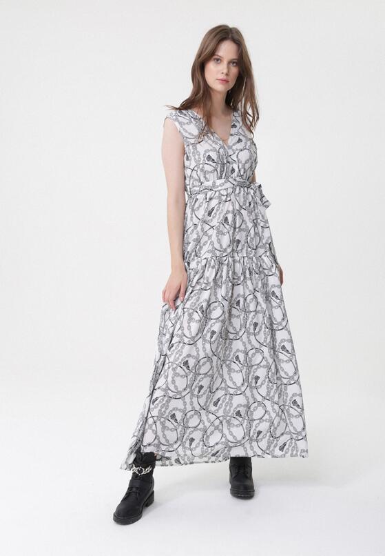 Biała Sukienka Centre