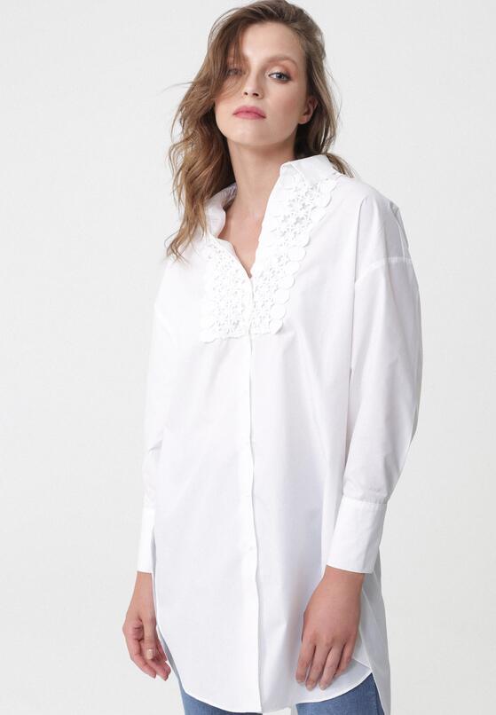 Biała Koszula Steadiest