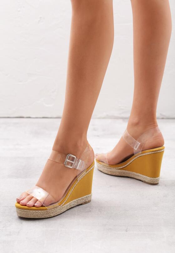 Żółte Sandały Forestall