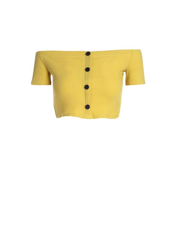 Żółty Top Conciliate