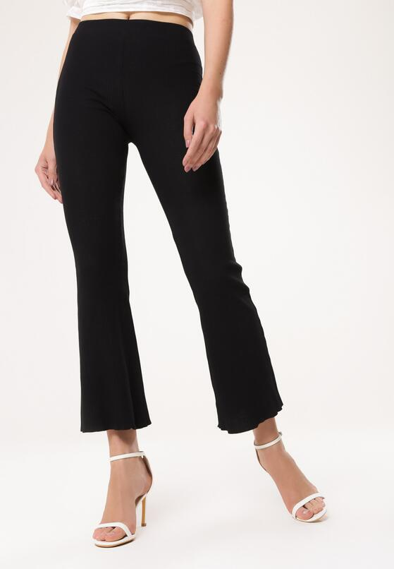 Czarne Spodnie Irritative