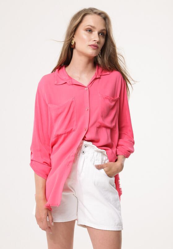 Różowa Koszula Sparge