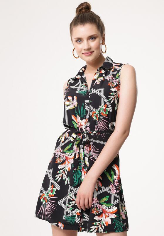 Czarna Sukienka Patronise