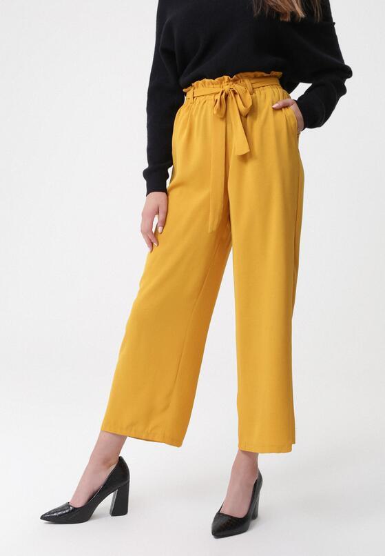 Żółte Spodnie Barricade