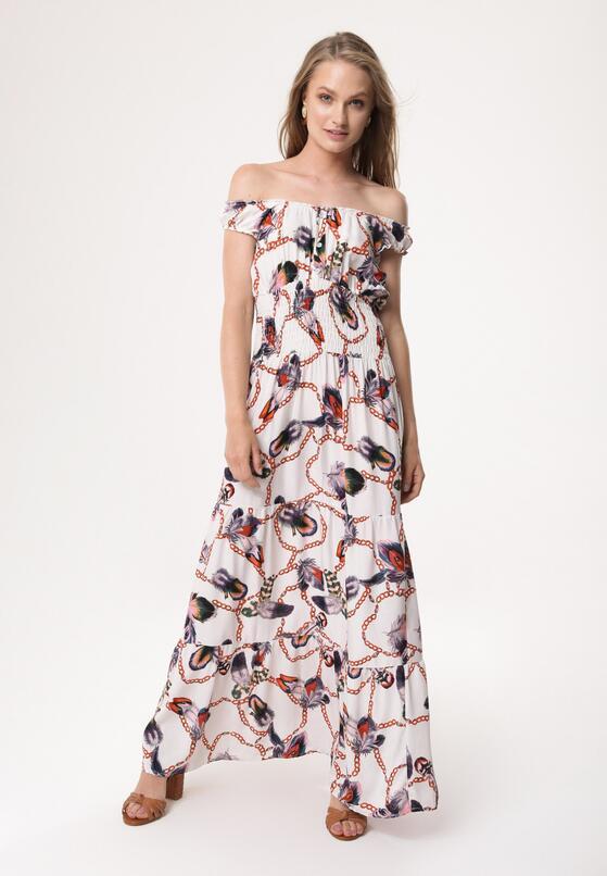 Biała Sukienka Vente