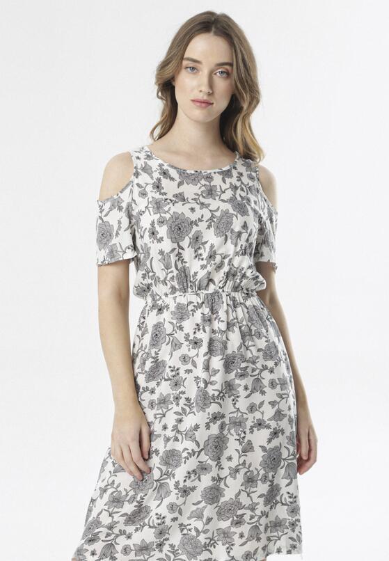Biała Sukienka Very Necessary