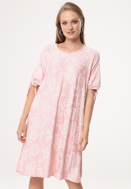 Różowa Sukienka Scorcher