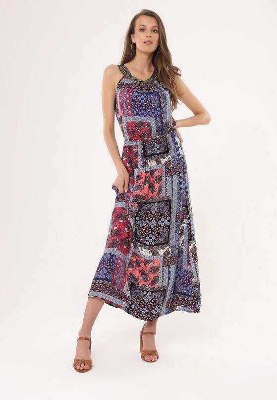 Koralowa Sukienka Accept