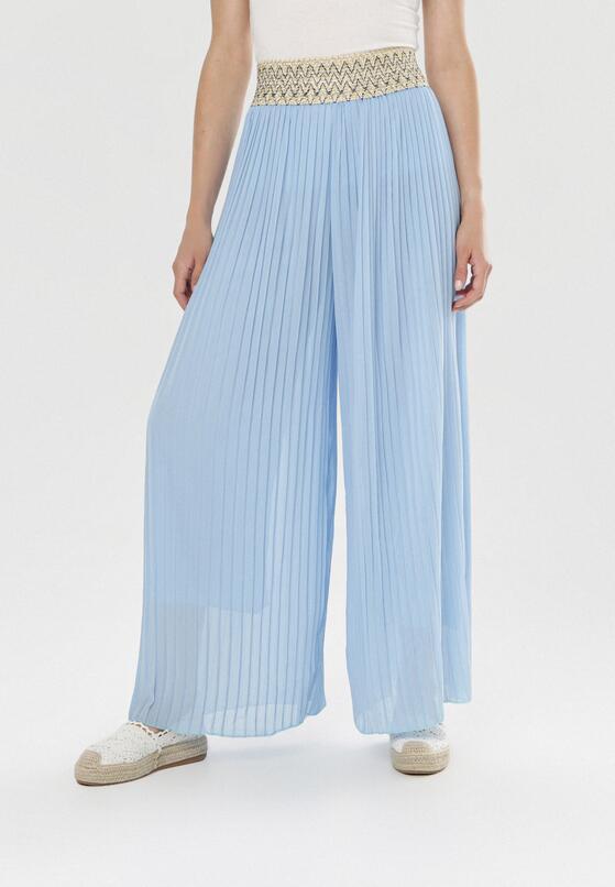 Jasnoniebieskie Spodnie Committed