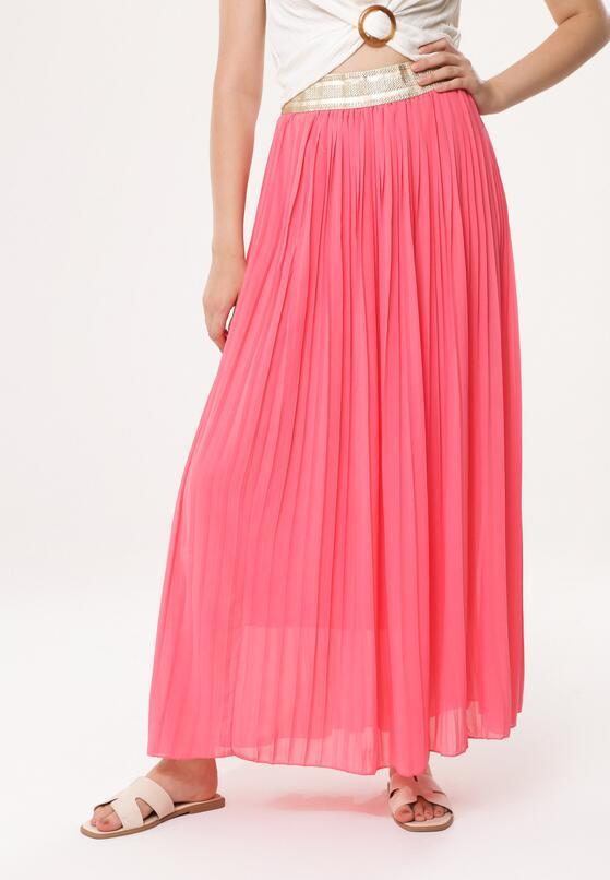 Różowa Spódnica Formless