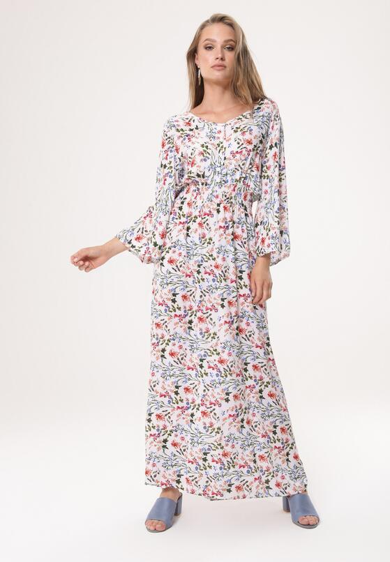 Biała Sukienka Unheard Of