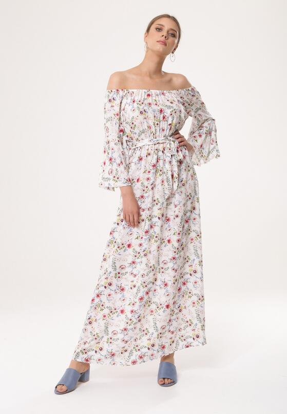 Biała Sukienka Something Else