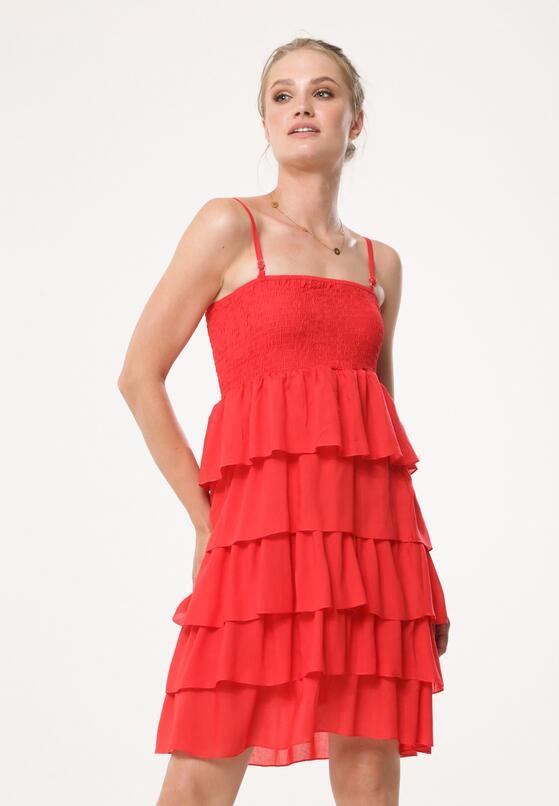 Czerwona Sukienka Megacosm
