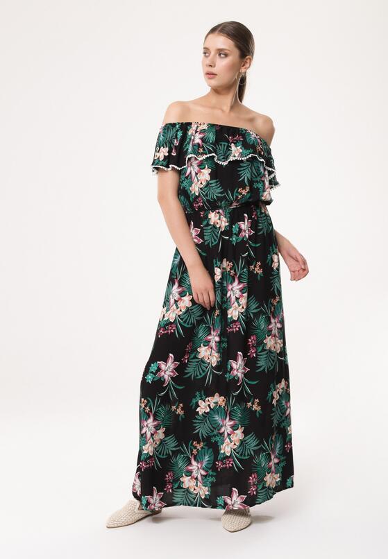 Czarna Sukienka Lifetime