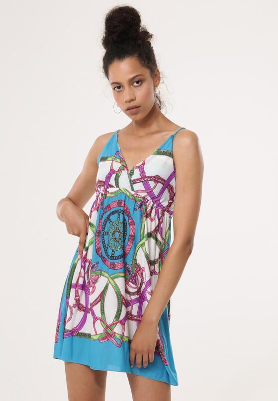 Niebieska Sukienka Unacquired