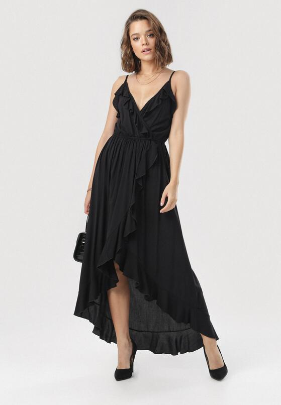 Czarna Sukienka Canorous