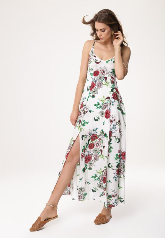 Biała Sukienka Be Handy