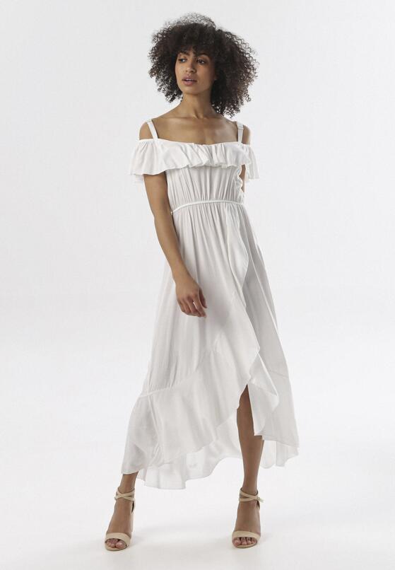 Biała Sukienka Yearly