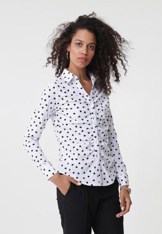 Biała Koszula Tabloid