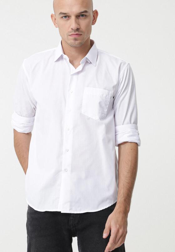 Biała Koszula Crazed