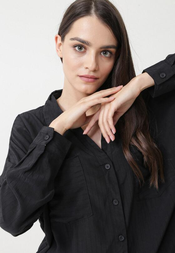 Czarna Koszula Zinc