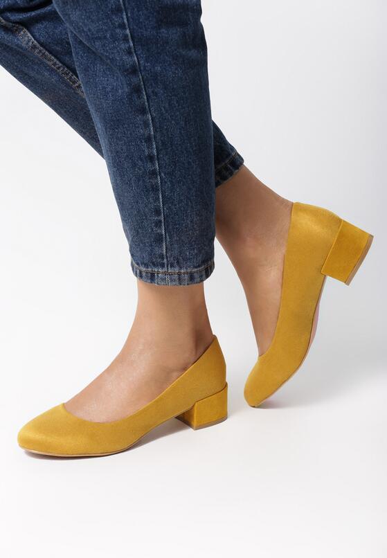 Żółte Czółenka Positano