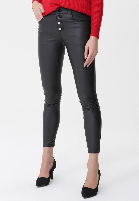Czarne Spodnie Oaklynn