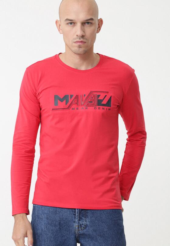 Czerwona Koszulka Kinslee