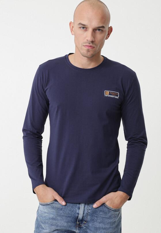Granatowa Koszulka Bonnie