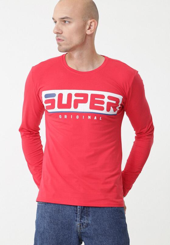 Czerwona Koszulka Elyse