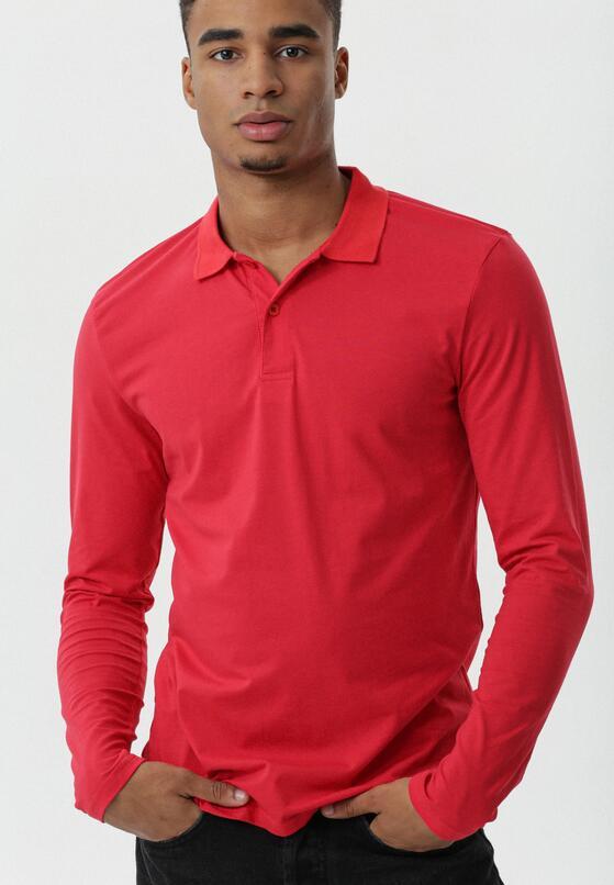 Czerwona Koszulka Lennox