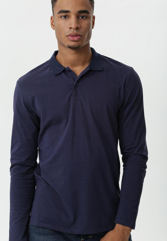 Granatowa Koszulka Lennox