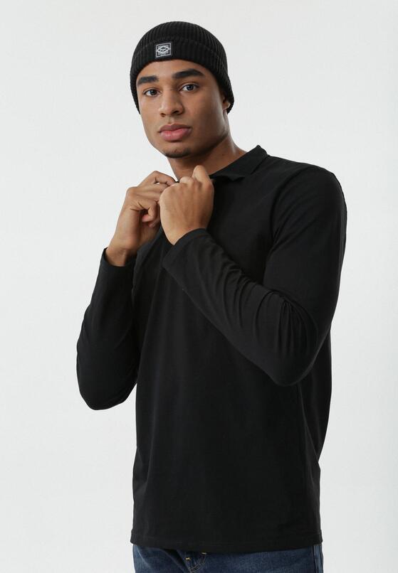 Czarna Koszulka Lennox