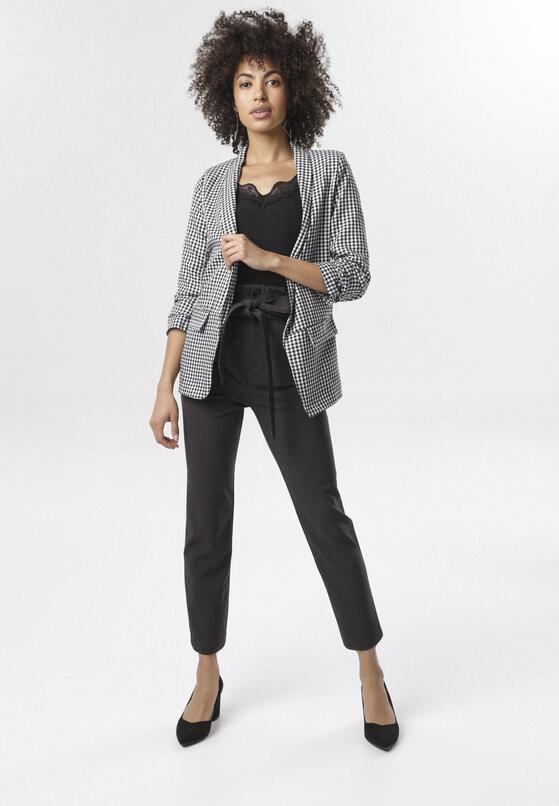 Czarne Spodnie Rosalee